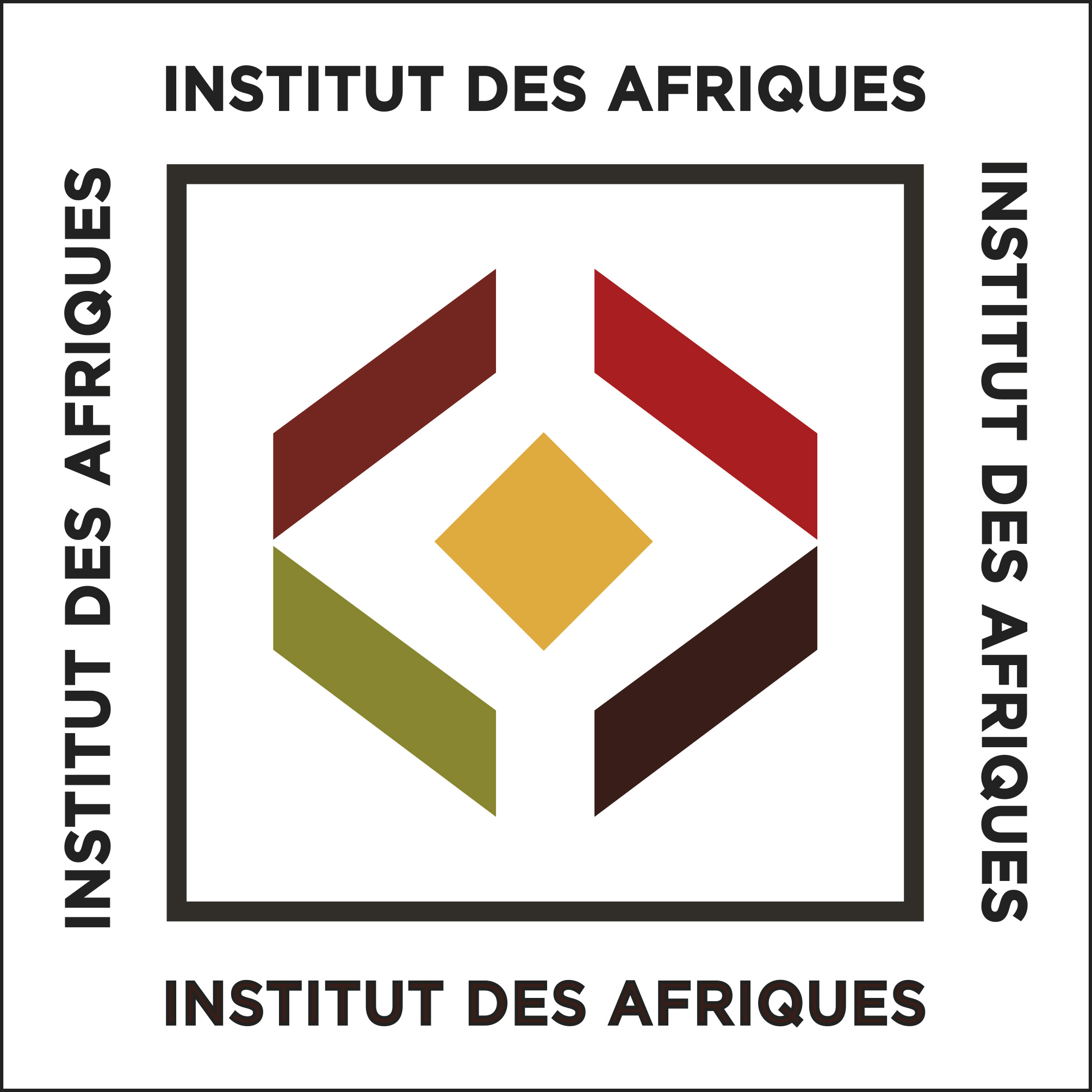 """Résultat de recherche d'images pour """"Institut des afriques logo"""""""